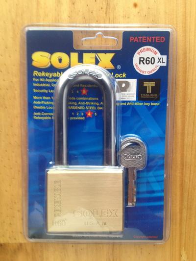 Ổ khóa SOLEX