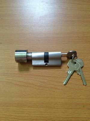 Ruột khóa Hafele 1 bên chìa
