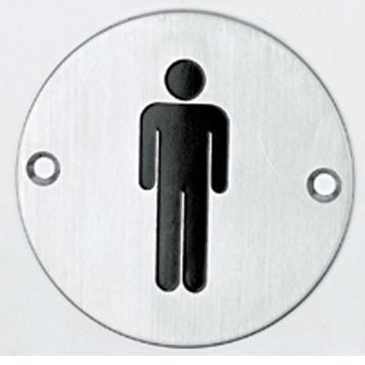 Bảng chỉ dẫn WC